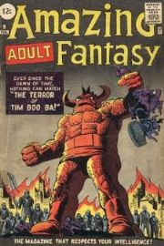 Amazing Adult Fantasy Comics (1961 Series)